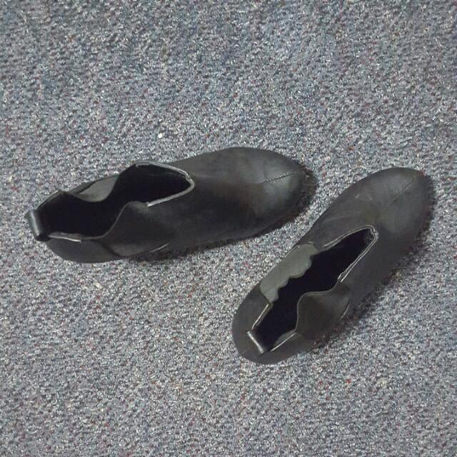Gala Wedge Boots Size 7.5