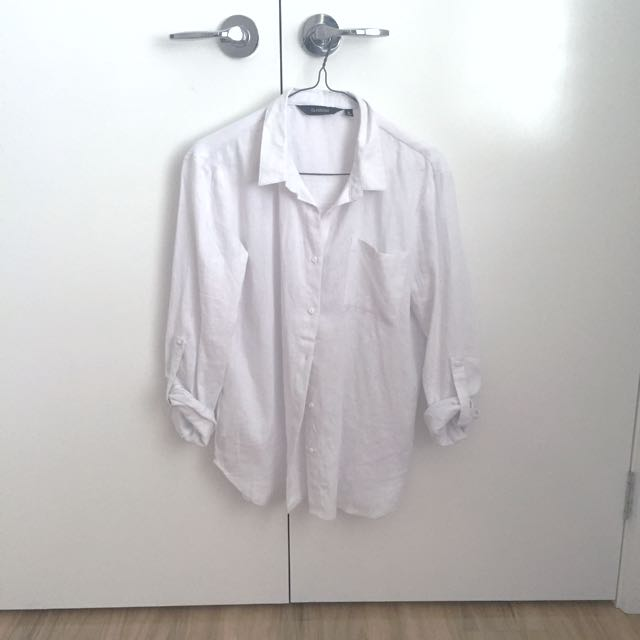 Glassons Buttoned Blouse