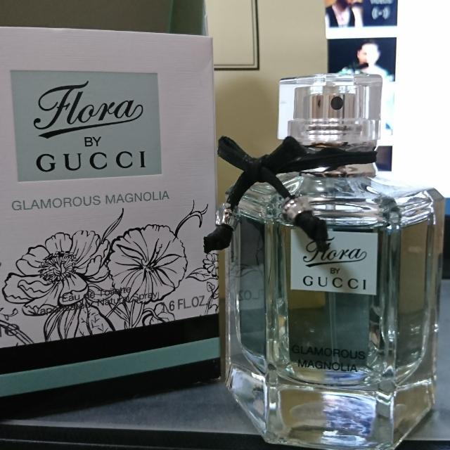(保留)Gucci 花園系列 白玉蘭 50ml