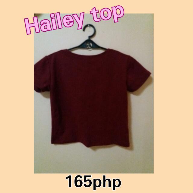 Hailey Top