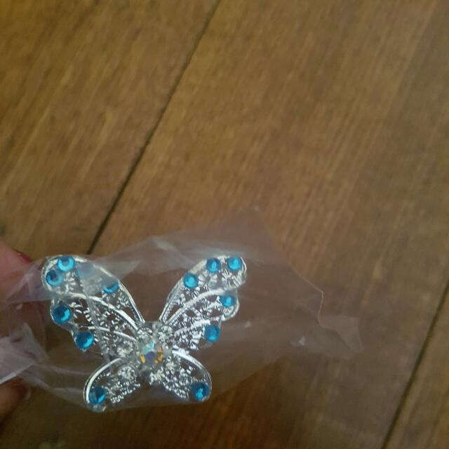 Hair Accessory Butterfly