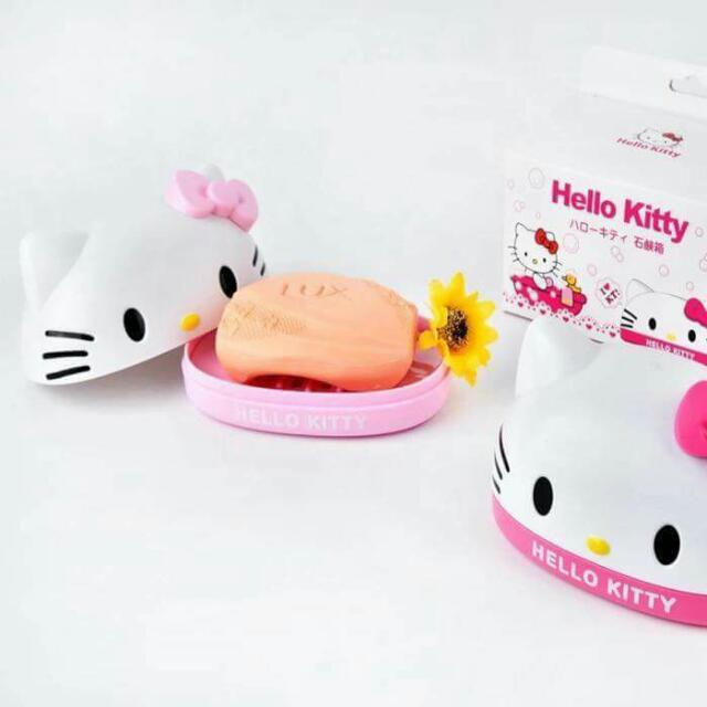 Hello Kitty Soap Case