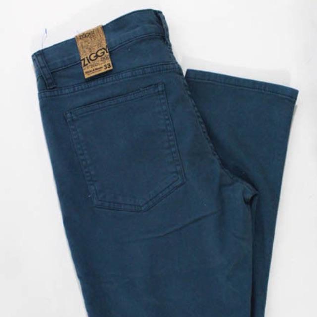Ziggy Skinny Denim Womens Blue Cotton Sticks and Bones Jeans Size 6 Waist 24