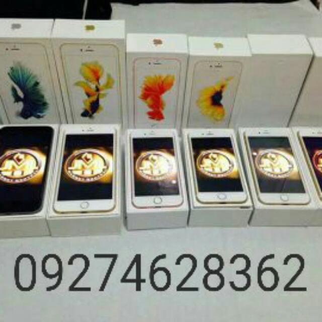 IPhones! IPads!