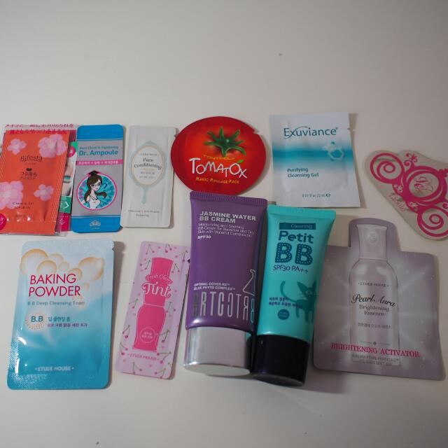 Korean And Japanese Skincare And Cosmetics