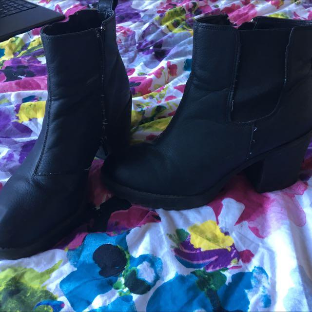 London Rebel Boots