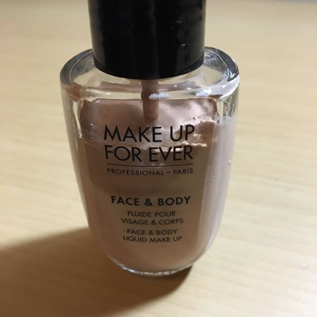 Make Up For Ever水粉霜