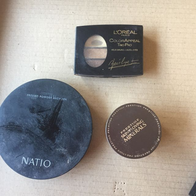 Makeup Natio, L'Oréal, Prestige
