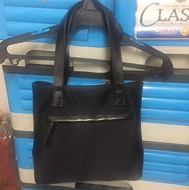 Marithe Francois GIrbaud BLACK Bag&Wallet(REPRICED)