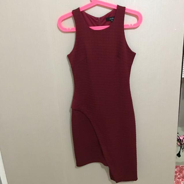 MDS Red Dress