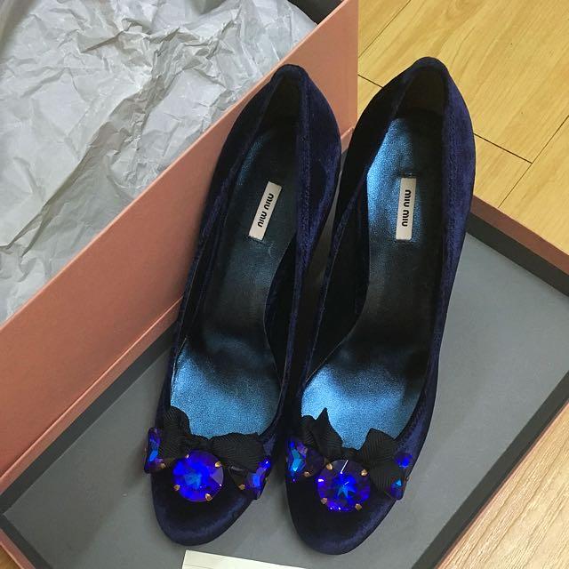 超靚miu miu 鞋