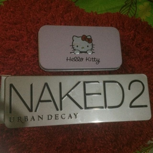 Naked Eye Shadow Dan Brush Hellokitty