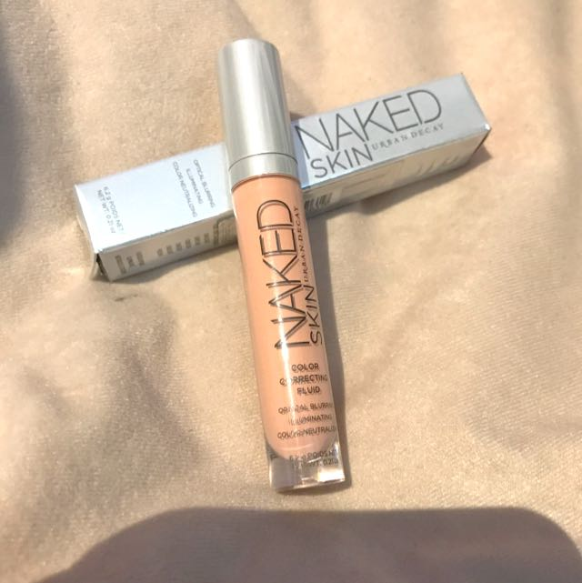 Naked Skin Colour Correcting Fluid in Peach