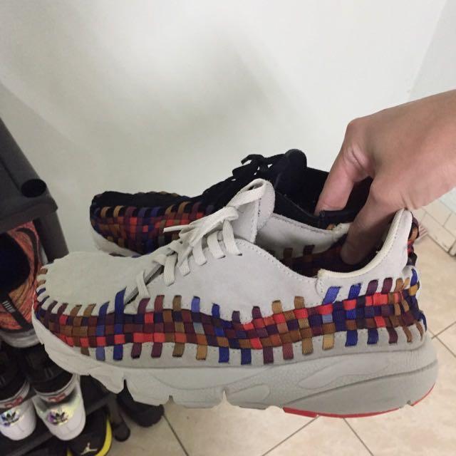 Nike Footscape 彩虹編織 陰陽