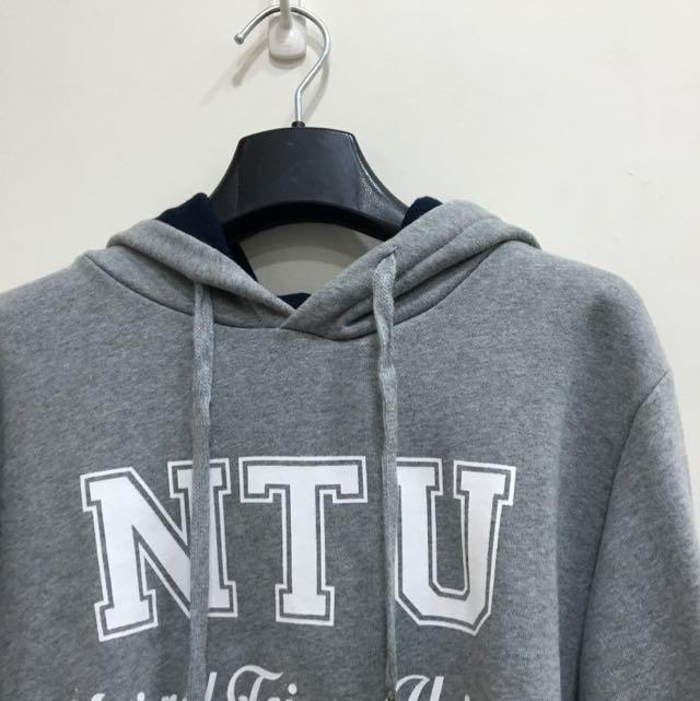 NTU 台大 經典款帽T