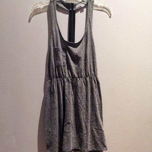 Original FOREVER21 Cutout Dress Sexy Back Zipper