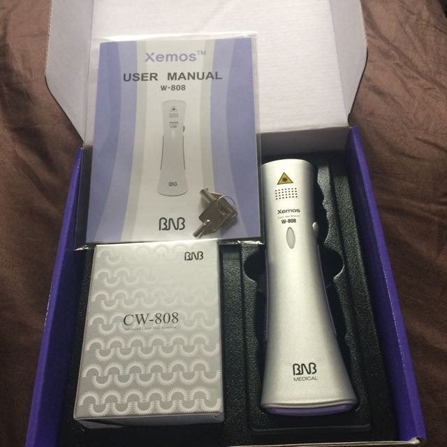 Personal Laser Hair Remover System