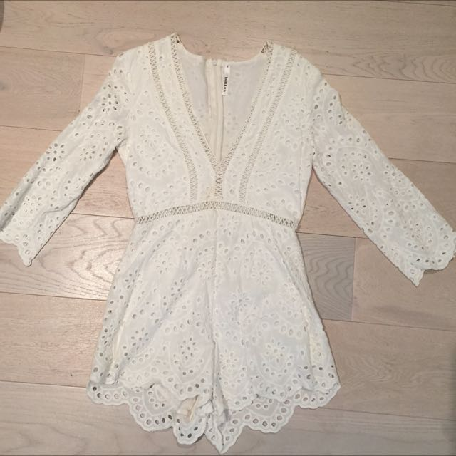 Playsuit 6 Princess Polly