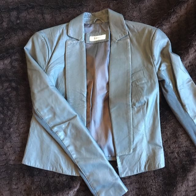 Portmans Pleather Jacket