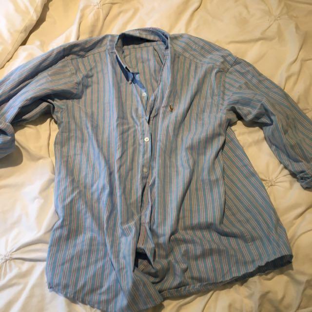 Ralph Lauren Button Up XL Shirt