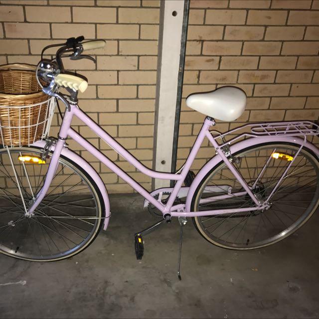 Reid Women's Vintage Bike (purple)