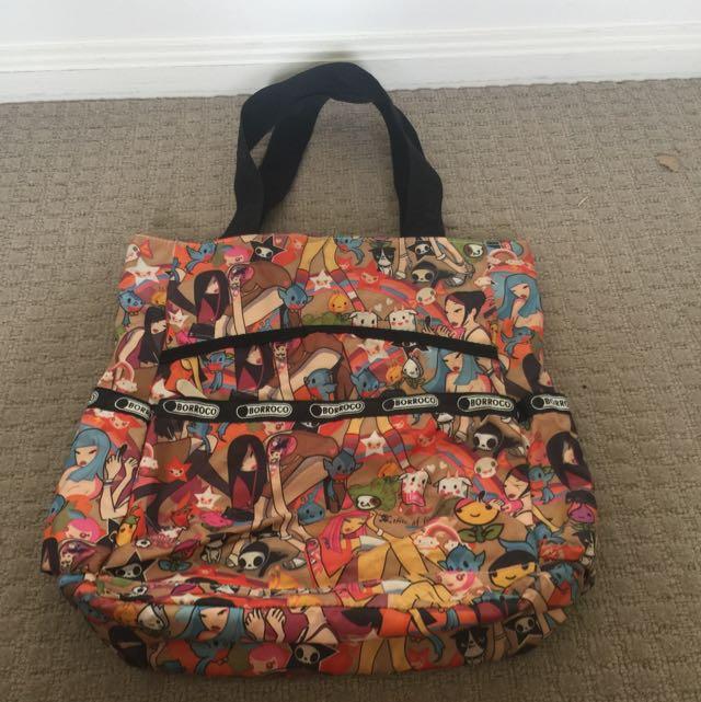 Replica Tokidoki Lesportsac Handbag