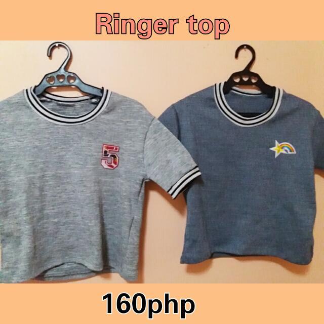 Ringer Top