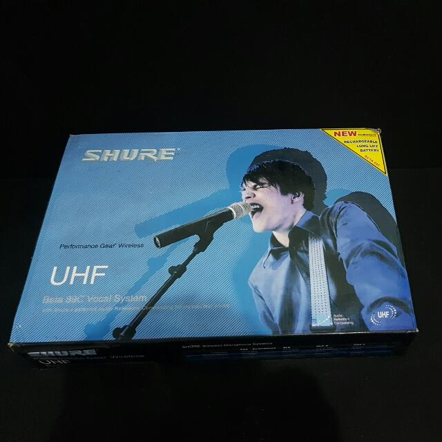 Shure Beta 89c Vocal System microphone