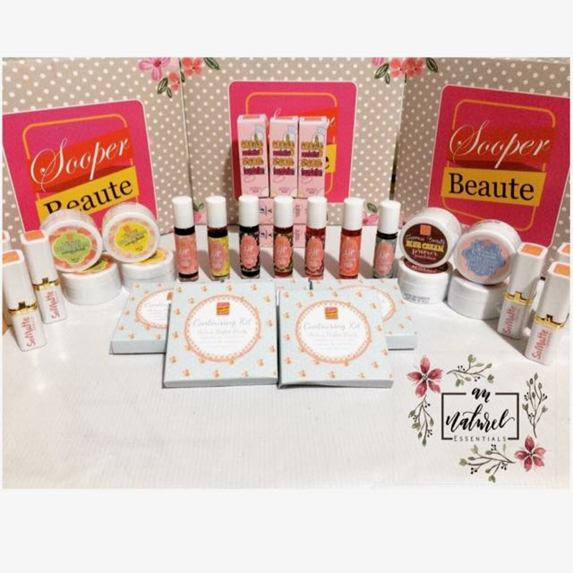 SooperBeaute Products
