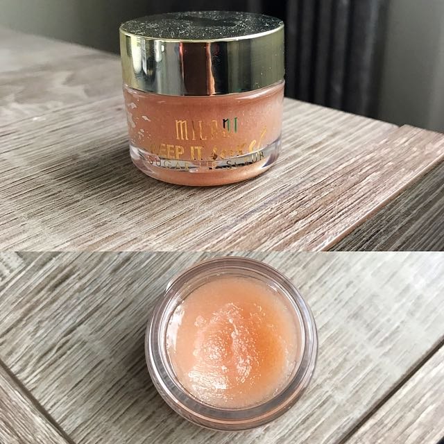 Sugar Lips Scrub From Milani