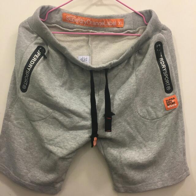 Superdry極度乾燥休閒短褲