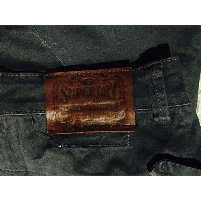 Superdry Short Pants
