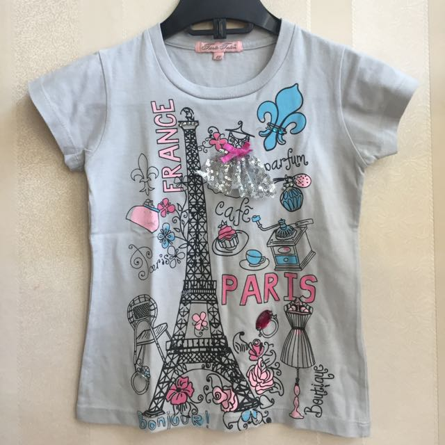 Tarte Tatin Paris shirt