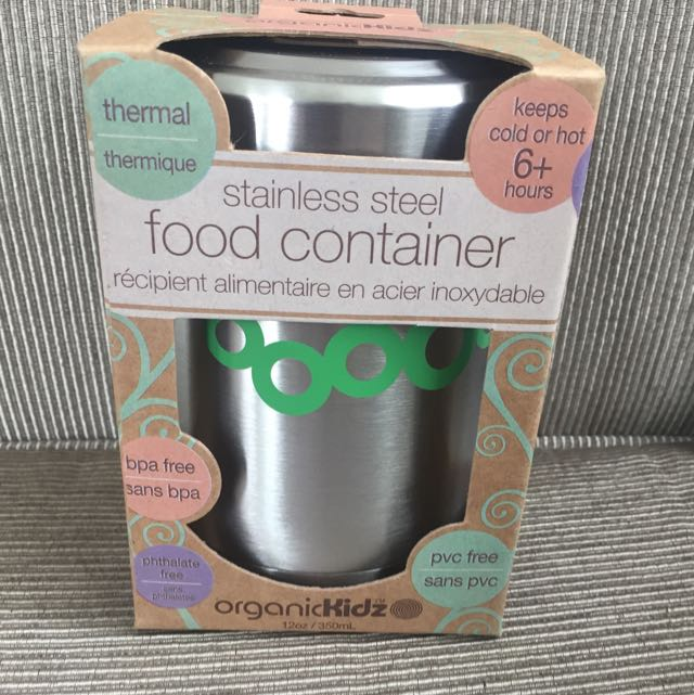 Thermal Food Container 350 ML