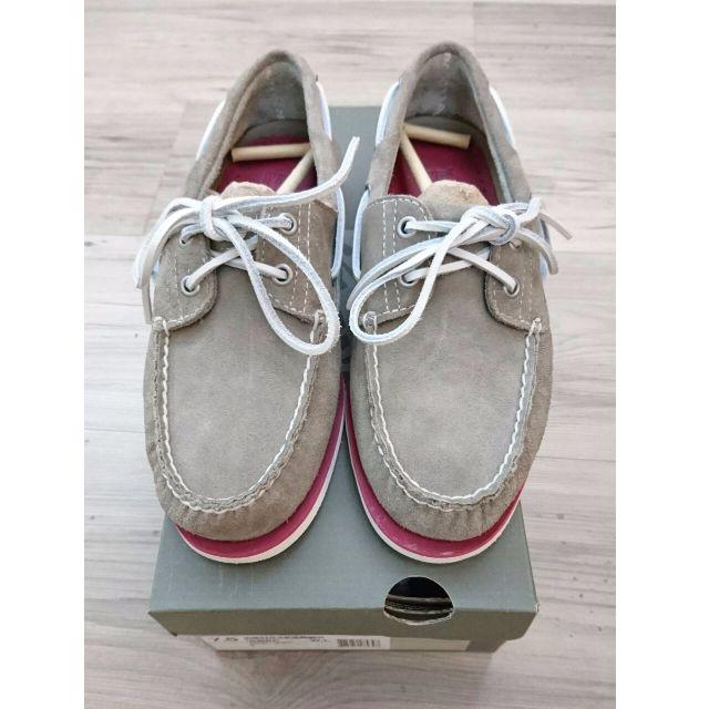 Timberland Boat 麂皮 男鞋 US7.5