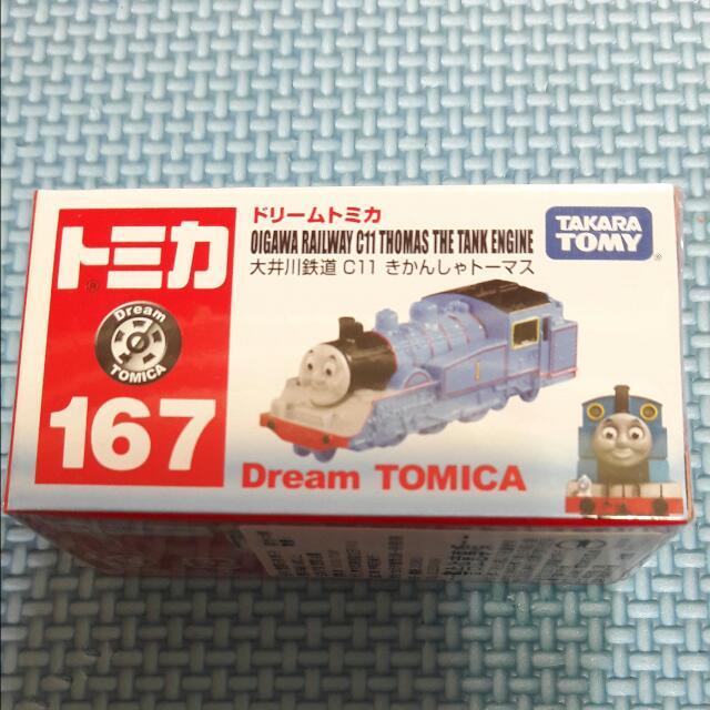 Tomica湯瑪士車
