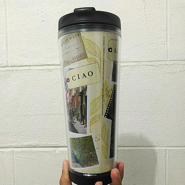 DIY Tumbler Starbucks 355 mL (FREE ONGKIR JABODETABEK)