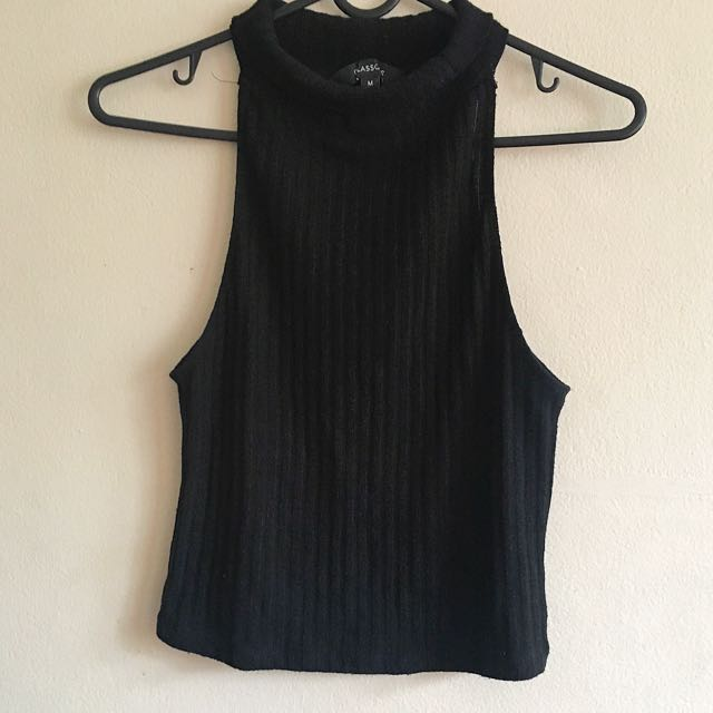 Turtel Neck Top