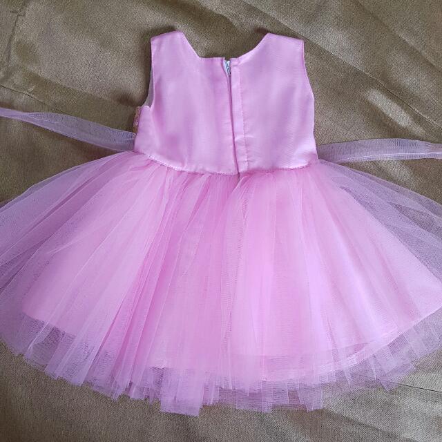 Tuttu Dress