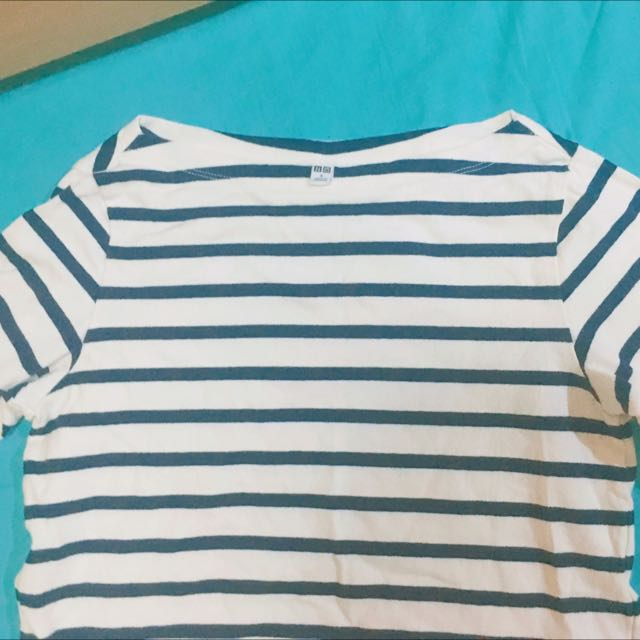 Uniqlo stripes Shirt!