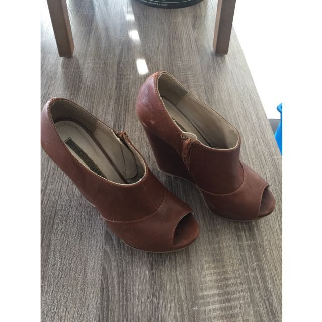 WINDSOR SMITH Women's Wedges Size 8 Shoes