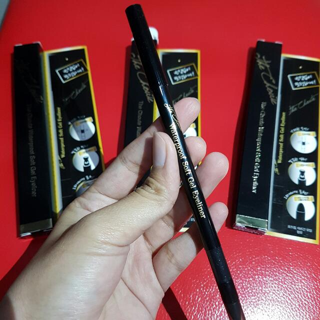 [READY] Witch's Pouch The Choute Waterproof Soft Gel Liner Eyeliner Original Korea SALE