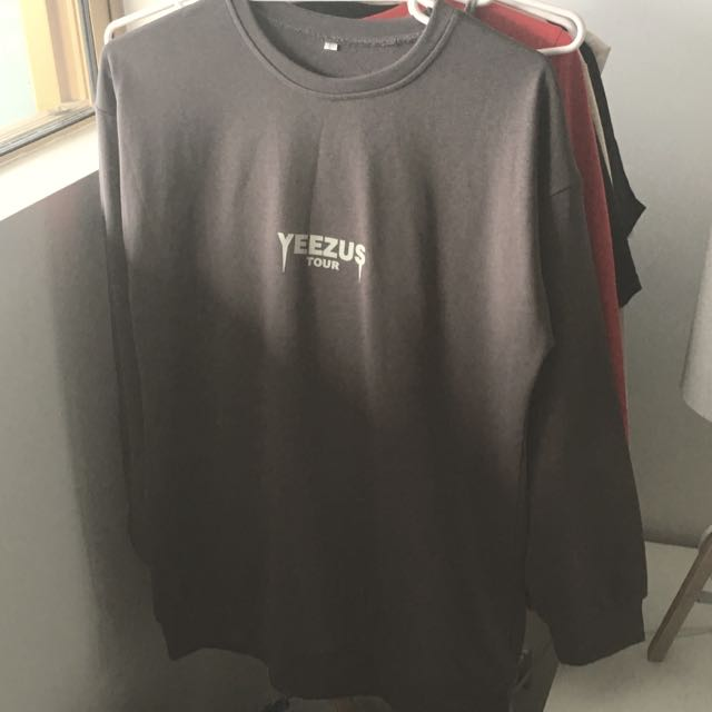 YEEZUS tour Jumper