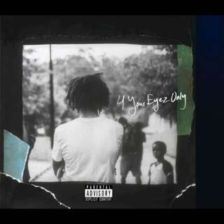 J Cole For Your Eyez Only Tickets
