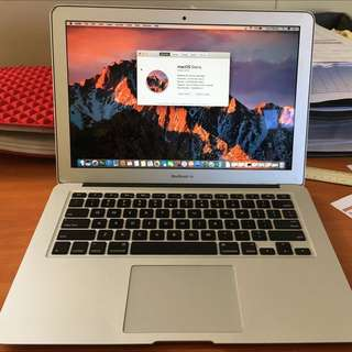 MacBook Air 13-inch (Mid 2013)