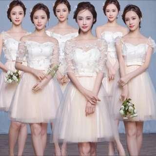 Bridemaid  / Evening Dress Collection/ Prom Dress