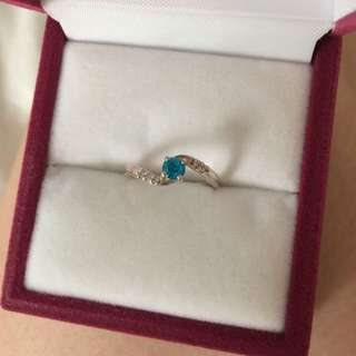 Sterling Silver Ring From Prouds