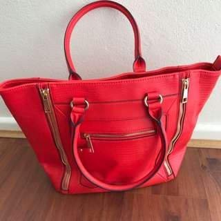 Red Large Bag