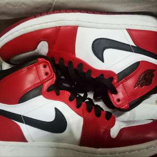 "Nike Air Jordan 1 Retro High ""Chicago"""