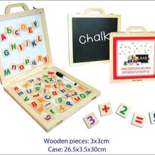 New Fun Factory Wooden Educational Kit